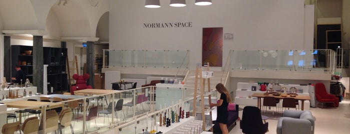 Normann Copenhagen is one of CPH To-do.