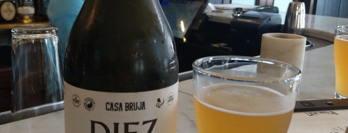 Casa Bruja Brew Pub is one of Panamá.