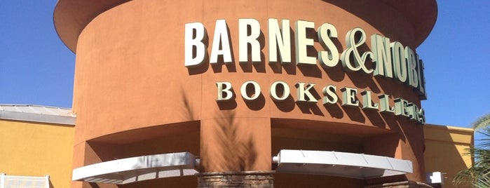 Barnes & Noble is one of Study Places for People that Study.