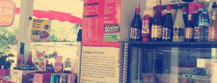 Komagene is one of barış : понравившиеся места.