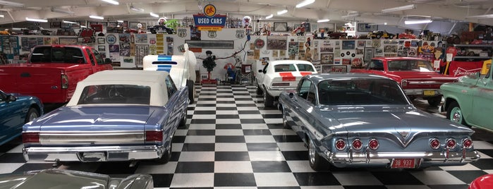 Route 66 Auto Museum is one of Route 66 Roadtrip.