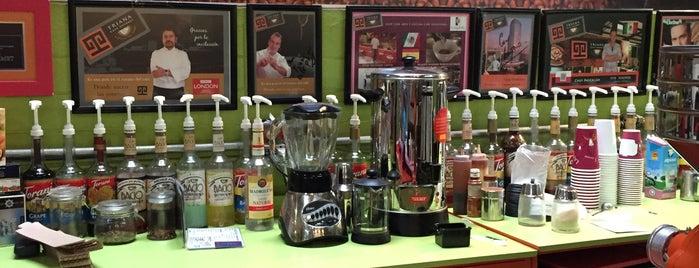 Triana Café Gourmet is one of Mexico City.