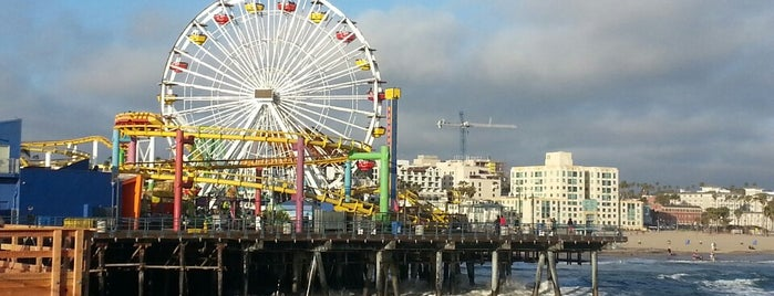 Santa Monica Pier is one of Things to do in SoCal.