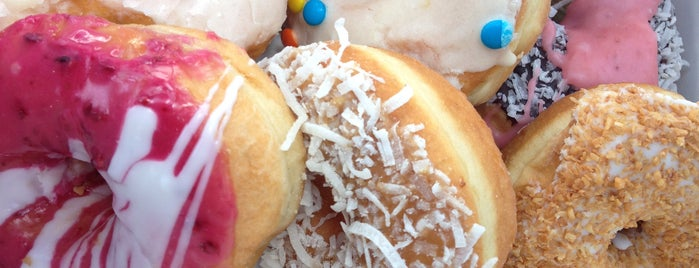 Sugar Shack Donuts is one of Richmond Spots.