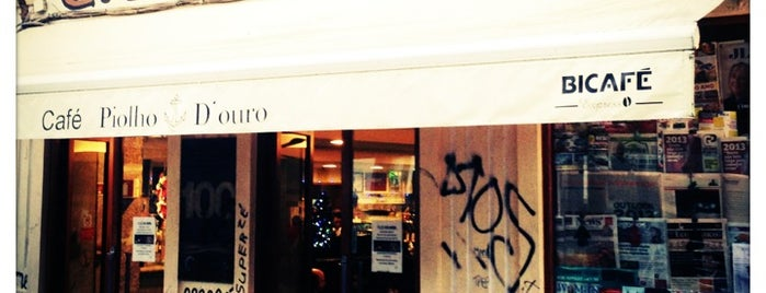 Café Piolho is one of Porto's Best!.