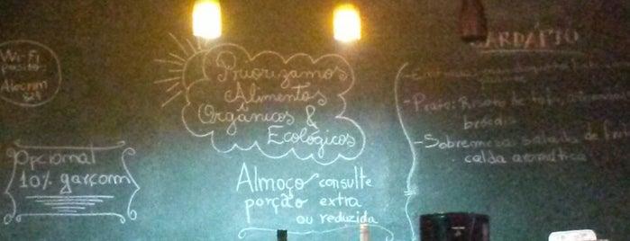 Pasito - Gastronomia Consciente & Cultura is one of Porto Alegre Veggies.