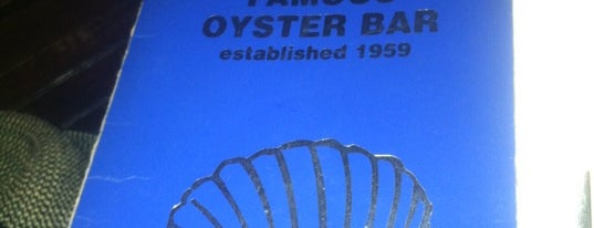 Oyster Bar is one of Raw Bars.