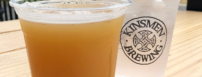 Kinsmen Brewing Co. is one of Lindsayeさんのお気に入りスポット.