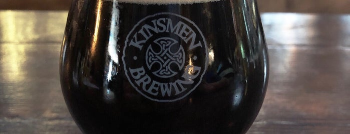 Kinsmen Brewing Co. is one of Cole'nin Beğendiği Mekanlar.