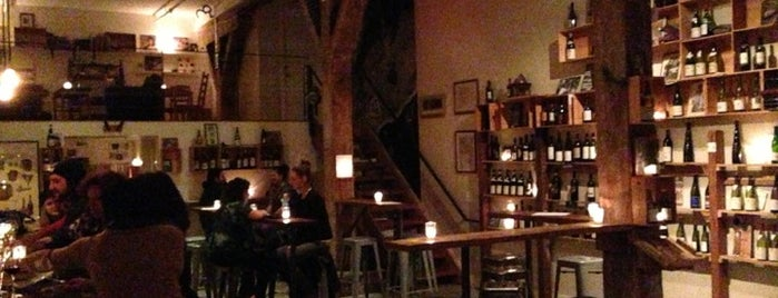 Terroir is one of SF Restaurants (been to).