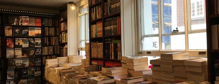 John Sandoe Books is one of London Books.