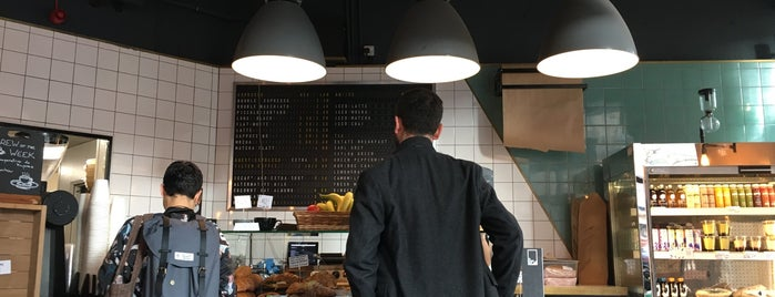 The Espresso Room is one of London.