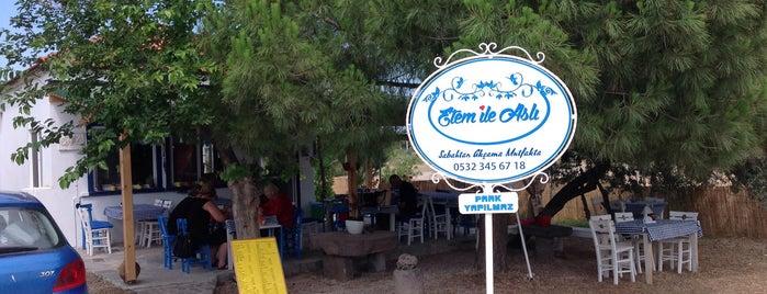 Etem ile Asli ( Rezervasyon Gereklidir.) is one of Marmara & Ege Tatil 2017.