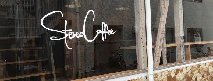 Stereo Coffee is one of Locais salvos de Uzai.