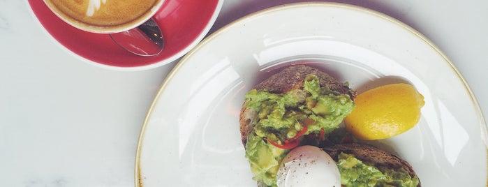 London Grind is one of Breakfast/Brunch in London.