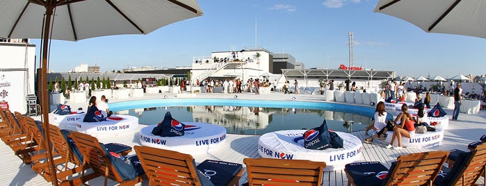 City Beach Club is one of Пляжные клубы.