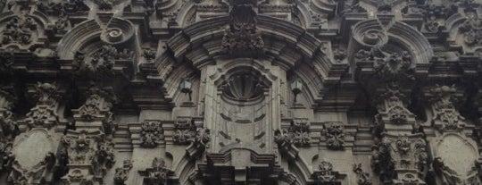 Iglesia de San Francisco is one of Mayte'nin Beğendiği Mekanlar.
