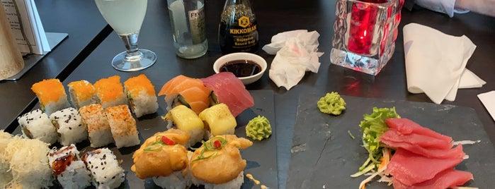 Mizu Bar is one of Lunch Amsterdam.