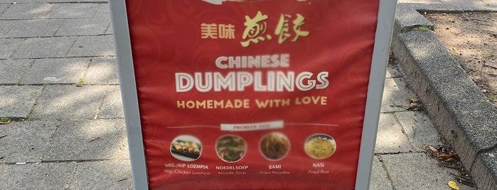 Dumplings is one of Ams Top-10 Todo.