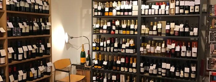 The Wine Spot is one of marzeno.