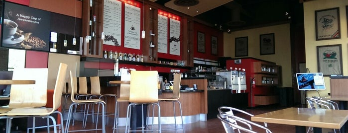 Red Hut Coffee is one of Starさんのお気に入りスポット.
