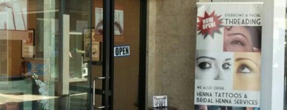 Brows Shaping Salon is one of Inga : понравившиеся места.
