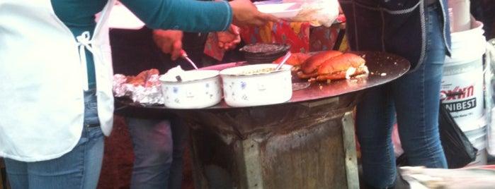 Quesadillas Rosaleda is one of สถานที่ที่ Elisa ถูกใจ.