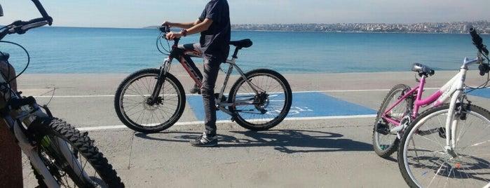 Gürpinar Sahil Bisiklet Parkuru is one of HLCFTC'ın Beğendiği Mekanlar.