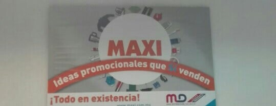 Maxi Distribucion is one of Gabrielさんのお気に入りスポット.