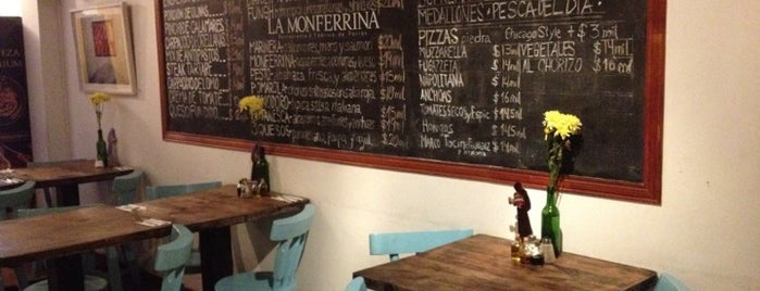 La Monferrina is one of Maríaさんのお気に入りスポット.