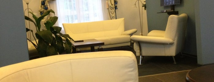 Sochi Airport VIP Lounge is one of AngelOFFkaさんの保存済みスポット.