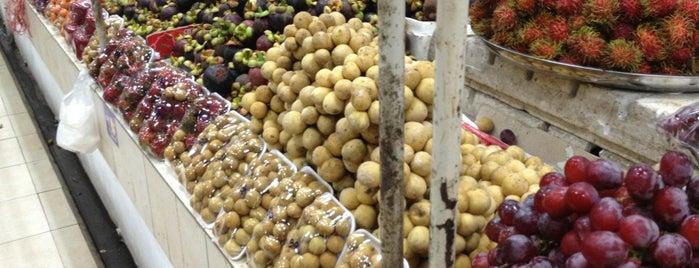 Bophut Market is one of Ko Samui.