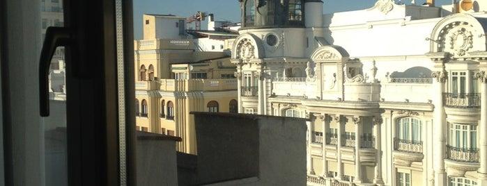 Sra. Rushmore is one of Agencias de Marketing en Madrid.