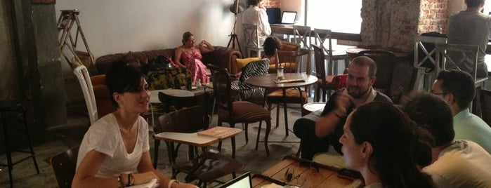 La Bicicleta Café is one of AFTERNOON.