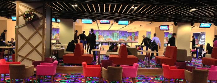 Megafun Bowling is one of visited int..