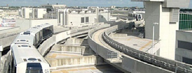 Miami International Airport (MIA) is one of USA Miami.