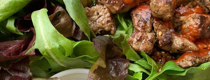 Steak Shack is one of Locais curtidos por Danley.