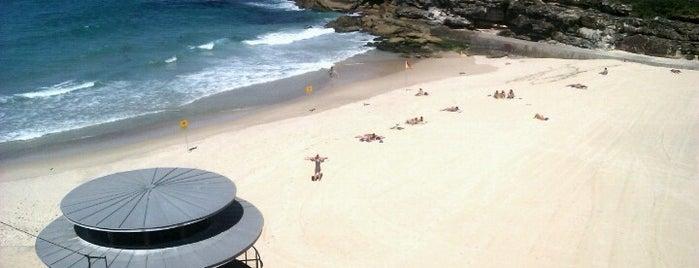 Tamarama Beach is one of Australia.