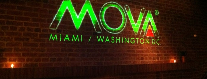 MOVA is one of DC gay bars.