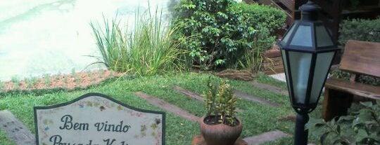 Pousada Kaliman is one of สถานที่ที่ Arthur ถูกใจ.