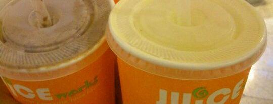 Juice Works is one of Makan @ KL #8.