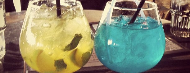 Blue Martini is one of Vegas Favorites by a Local.