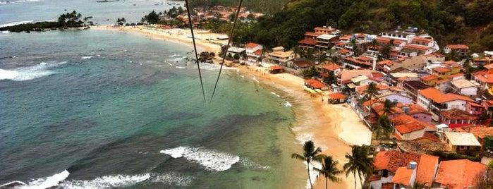 Primeira Praia is one of Locais salvos de Jaqueline.