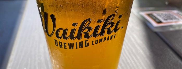Waikiki Brewing Company Kakaako is one of Honolulu.
