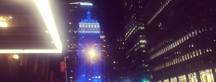 Waldorf Astoria Rooftop Garden is one of Hello USA.