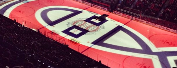 Centre Bell is one of NHL~2014 Venues....