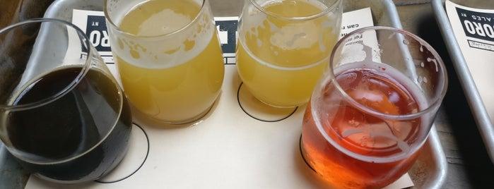 Interboro Spirits and Ales is one of Orte, die Cole gefallen.