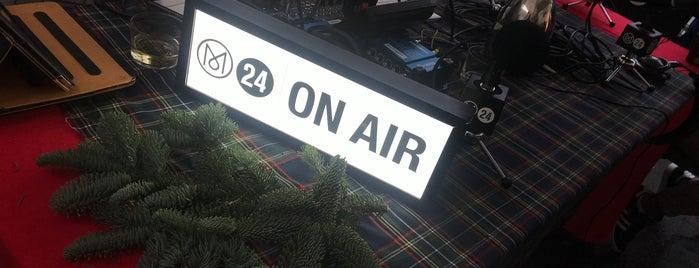 Monocle 24 Radio is one of London.
