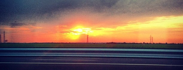 Autostrada A3 is one of Lugares favoritos de Stephi S..