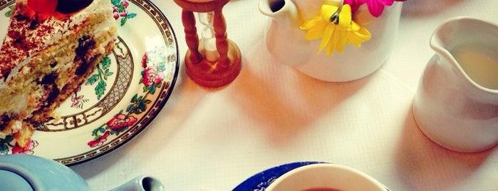 Soho's Secret Tea Room is one of London Tea Times.